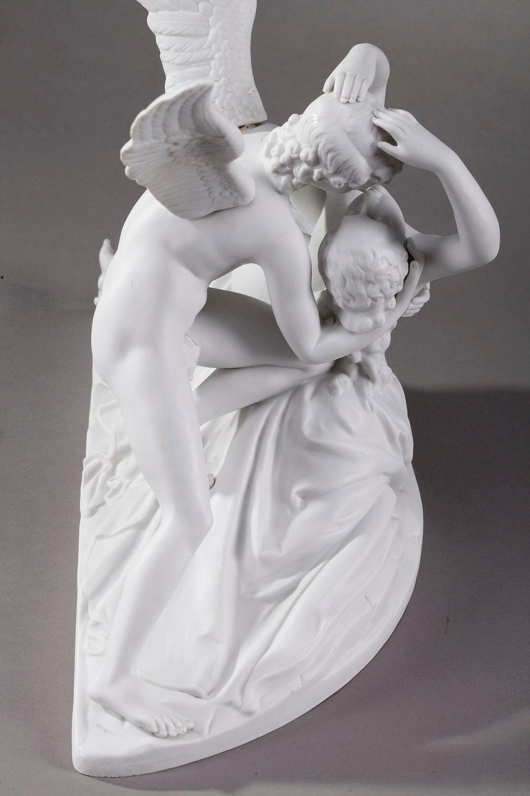 Cupid and Psyche by Scheibe-Alsbach Manufactory 8