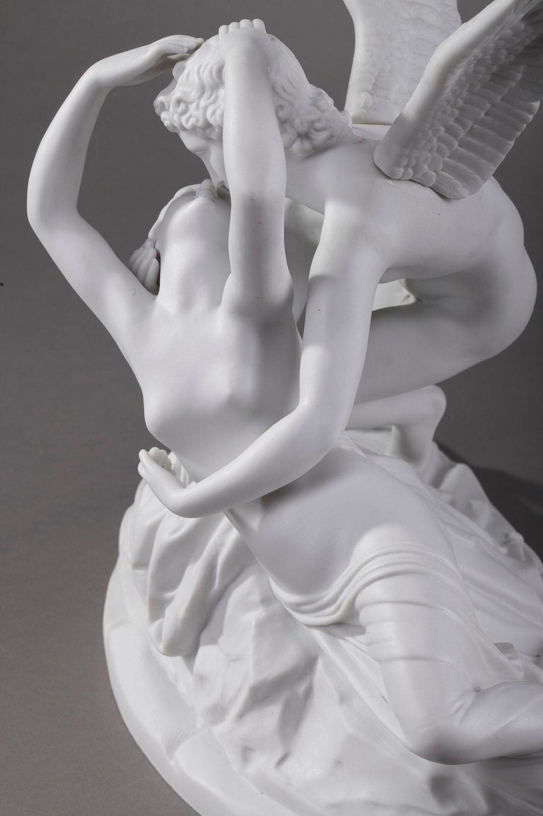 Cupid and Psyche by Scheibe-Alsbach Manufactory 2