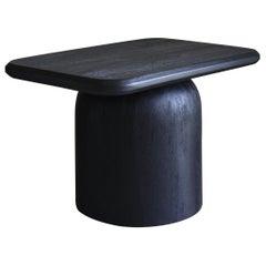 Cupola Rectangular Table Black Stain