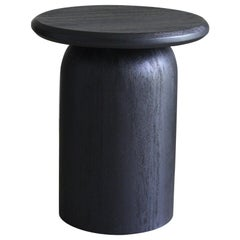 Cupola Round Table Black Stain