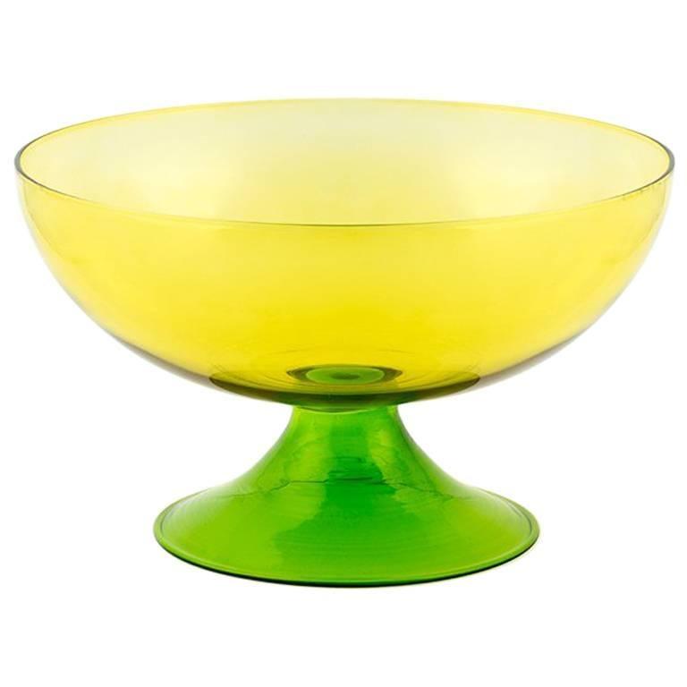 Cuppone Blown Glass Cup by Aldo Cibic For Sale