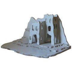 Curious Architectural Model, France, circa 1960s