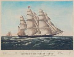 Clipper Ship Flying Cloud