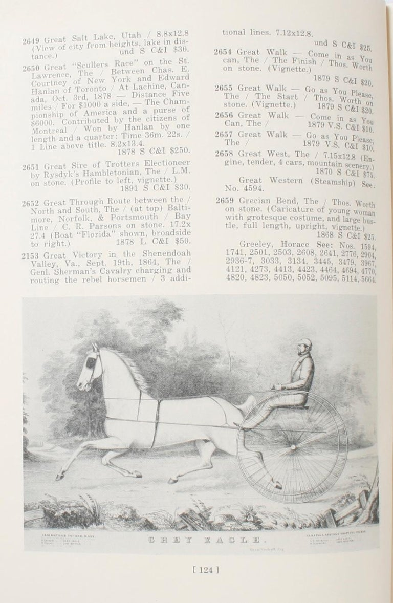 Currier & Ives Prints An Illustrated Check List by Frederic Conningham 1st Ed For Sale 6
