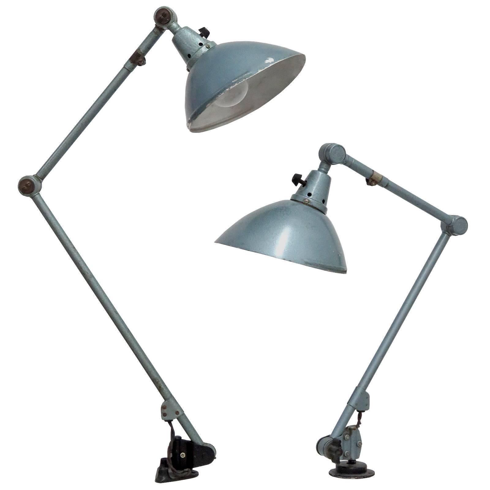 Curt Fischer Task Lamps for Midgard