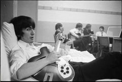 George Harrison with Guitar, 1964
