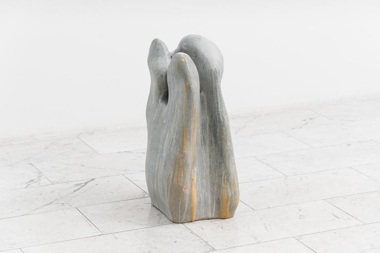 Glazed Curtis Fontaine, Untitled Vessel #3, USA For Sale