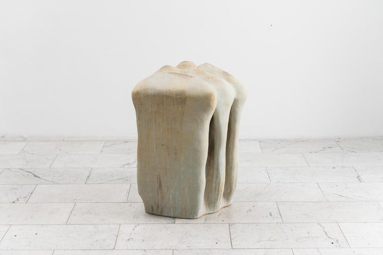 Glazed Curtis Fontaine, Untitled Vessel #6, USA For Sale