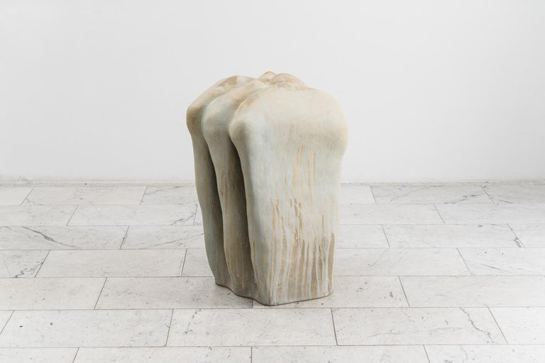 Ceramic Curtis Fontaine, Untitled Vessel #6, USA For Sale