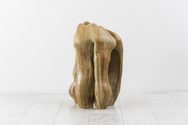 Contemporary Curtis Fontaine, Untitled Vessel #9, USA For Sale