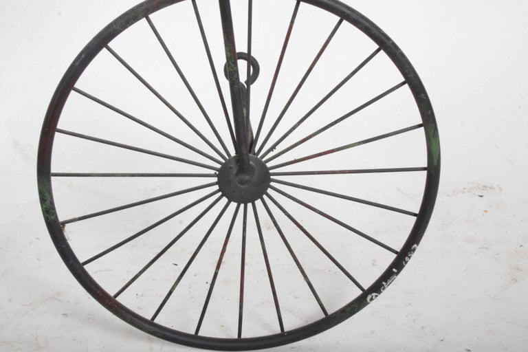 Late 20th Century Curtis Jere bicycle