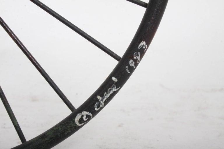 Iron Curtis Jere bicycle