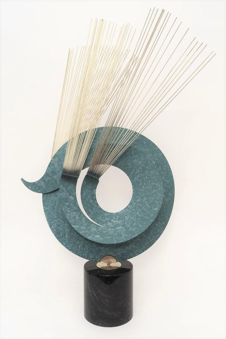 Curtis Jere Kinetic Sculpture For Sale 3