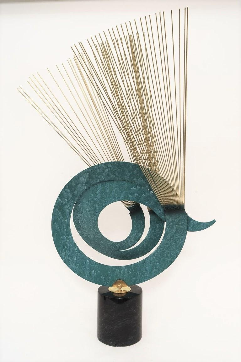 Curtis Jere Kinetic Sculpture For Sale 5