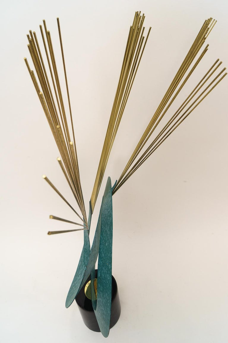 Curtis Jere Kinetic Sculpture For Sale 1