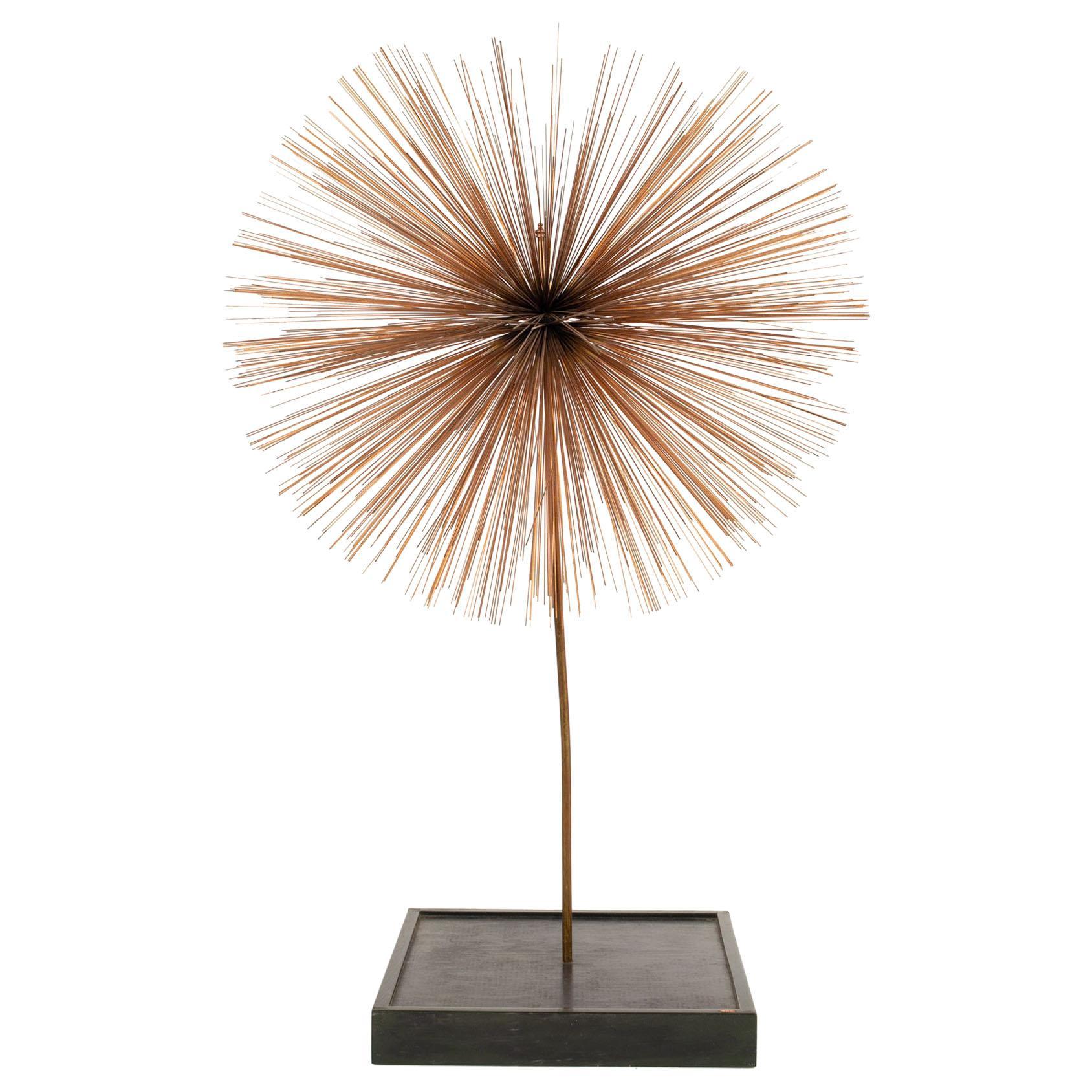 Curtis Jere Mid Century Pom Urchin Sculpture