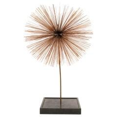 Curtis Jere Midcentury Pom Urchin Sculpture