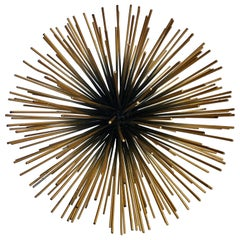 Curtis Jere Style Mid-Century Modern Atomic Sputnik Sculpture