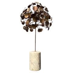 Curtis Jere Table Sculpture