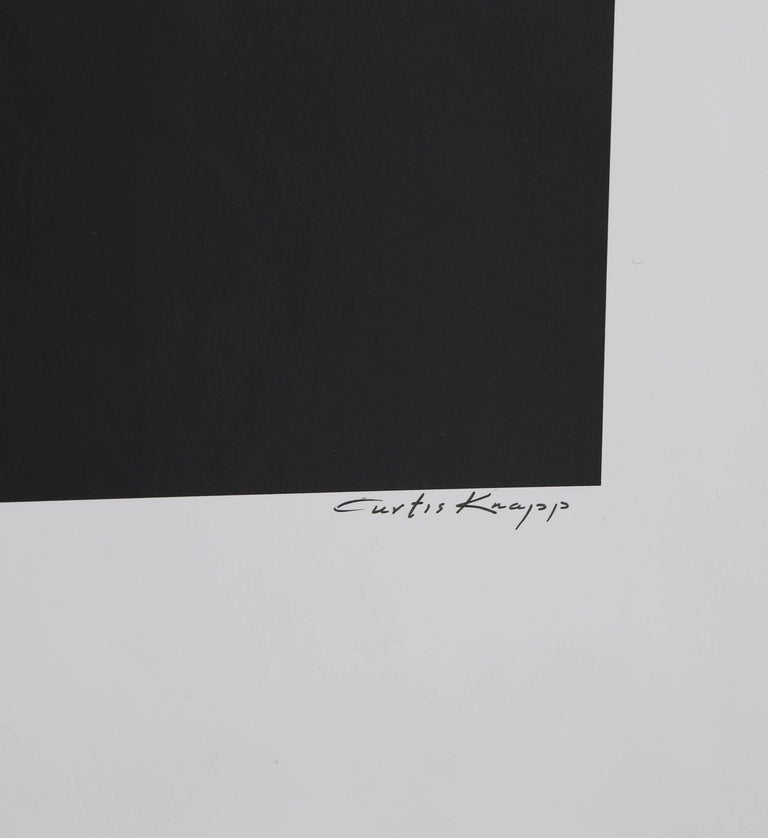 Andy Warhol Photo Portrait by Curtis Knapp For Sale 2
