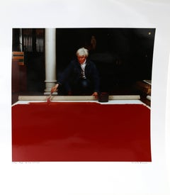 Andy Warhol Red Series 2, Photo by Curtis Knapp
