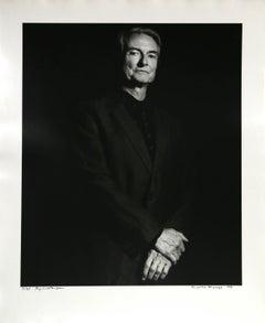 Roy Lichtenstein Photo Portrait by Curtis Knapp