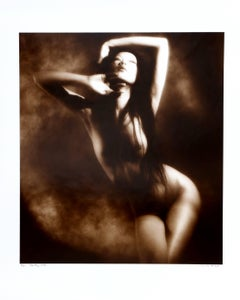 You Fujimoto Nude Model Photograph by Curtis Knapp