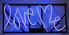 Love Me (Blue Neon)