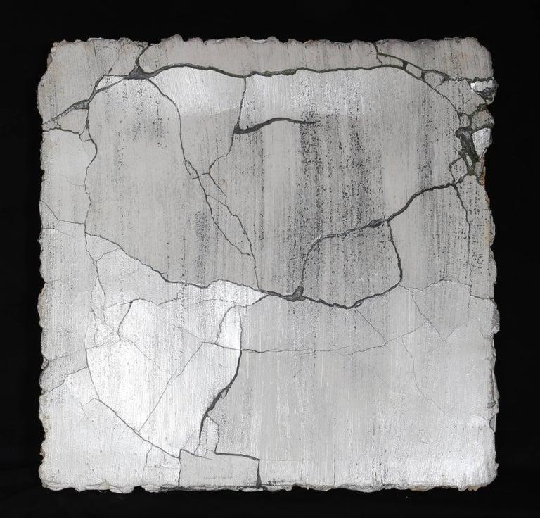 Curtis Mitchell Abstract Sculpture - Broken Wall