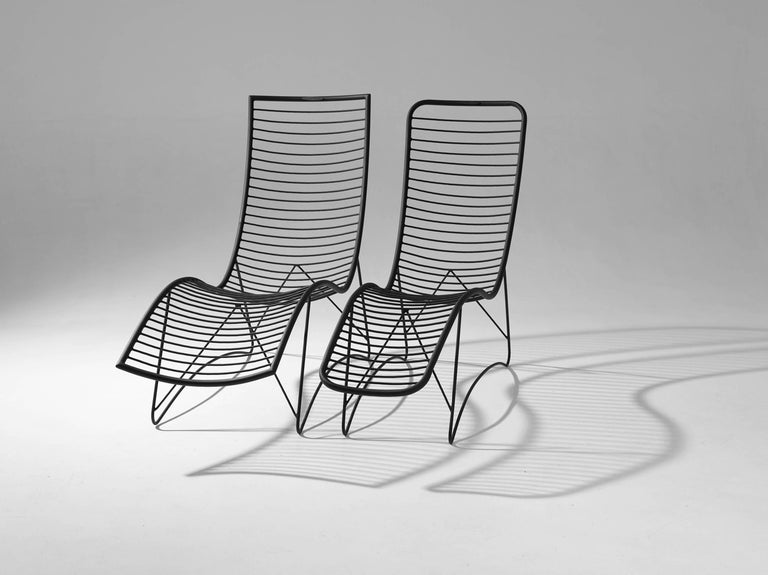 Curve Hanging Chair 10