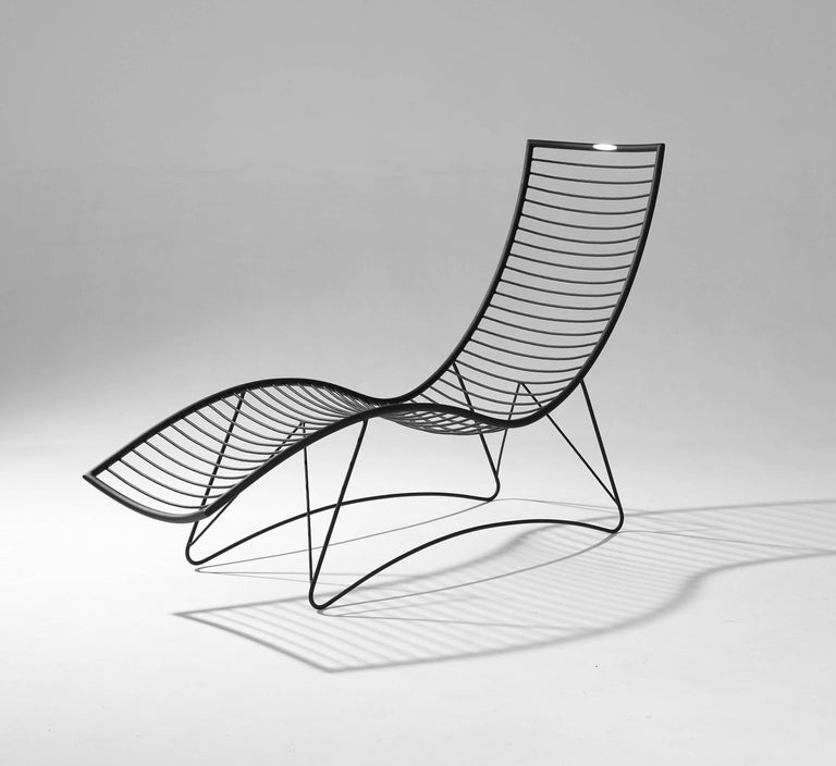Curve Hanging Chair 11