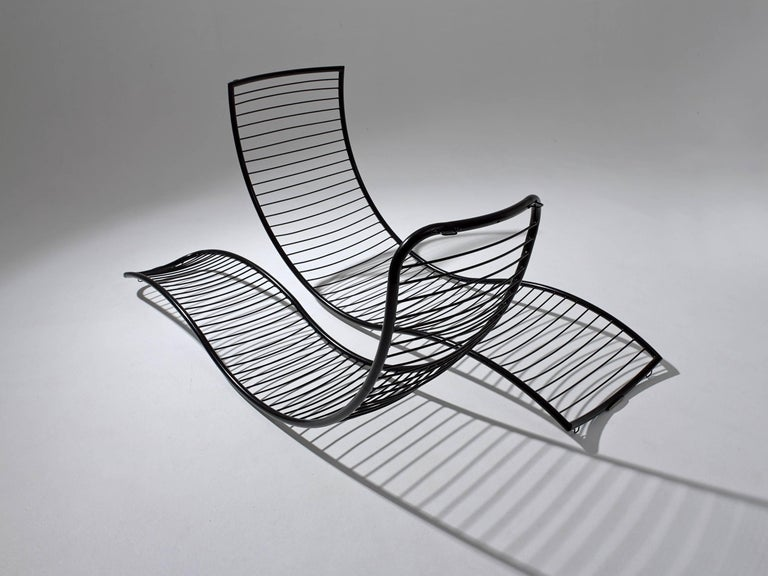 Curve Hanging Chair 8