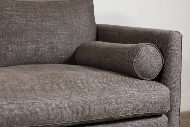 Curved Back Sofa by Lawson-Fenning In New Condition For Sale In Los Angeles, CA