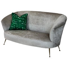 Curved Parisi Sofa