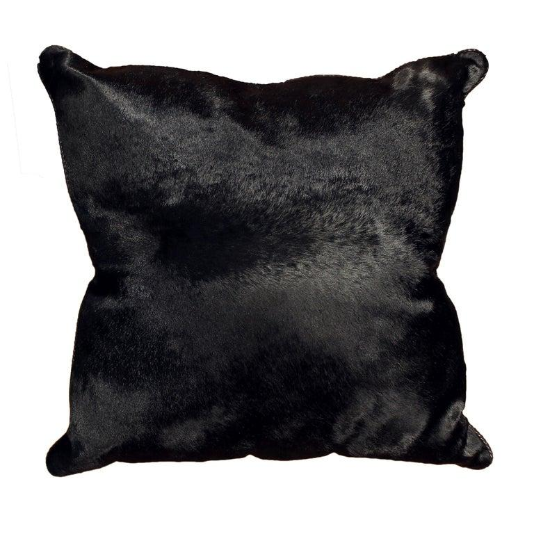 Spanish Cushion Calf Leather, Soft Vegetable Dyed Cushion For Sale