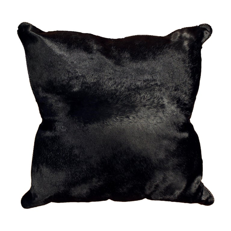 Cushion Calf Leather, Soft Vegetable Dyed Cushion For Sale