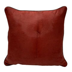 Cushion Calf Leather, Soft Vegetable Dyed Cushion