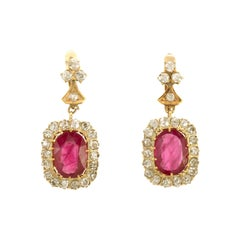 1920s Drop Earrings