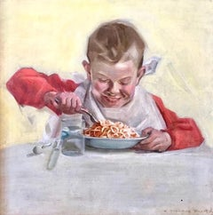 Beech-Nut Spaghetti Advertisement