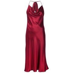 Cushnie Et Ochs Marlena Silk Slip Dress