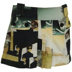 Custo barcelona cotton skirt