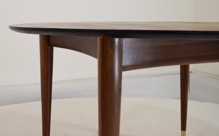 Custom Dinette Table after Gio Ponti For Sale 3