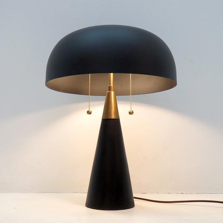 Brass Table Lamps 'Alvaro' for Gallery L7 For Sale