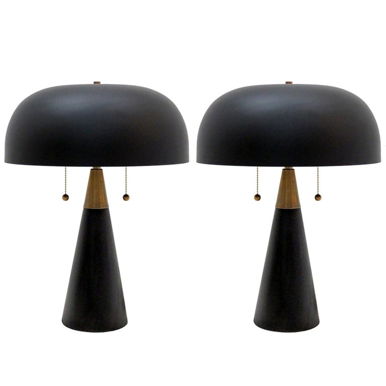 Table Lamps 'Alvaro' for Gallery L7 For Sale
