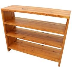 Custom Ate Van Apeldoorn Pine Bookshelf