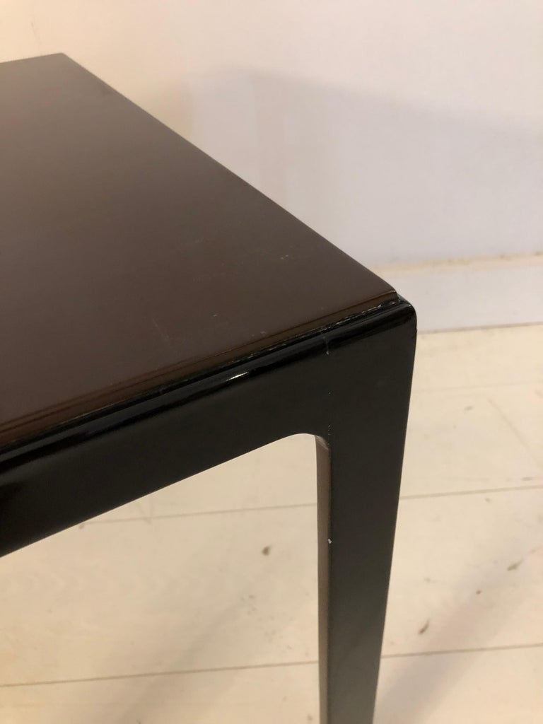 Lacquered Custom Billy Haines Occasional Table For Sale