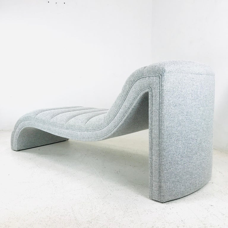 Custom Chaise Lounge In New Condition For Sale In Dallas, TX
