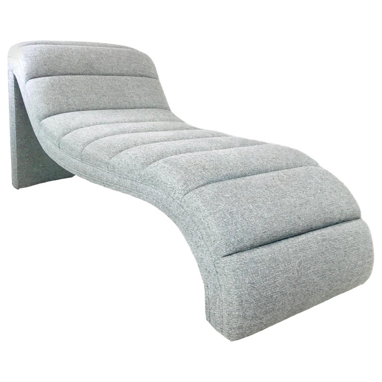 Custom Chaise Lounge For Sale