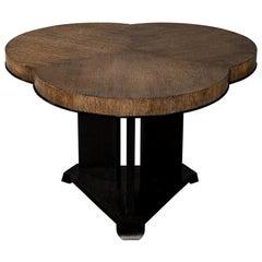 Custom Clover Modern Occasional Table