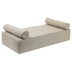 Custom Daybed with Bolsters, USA, 2020